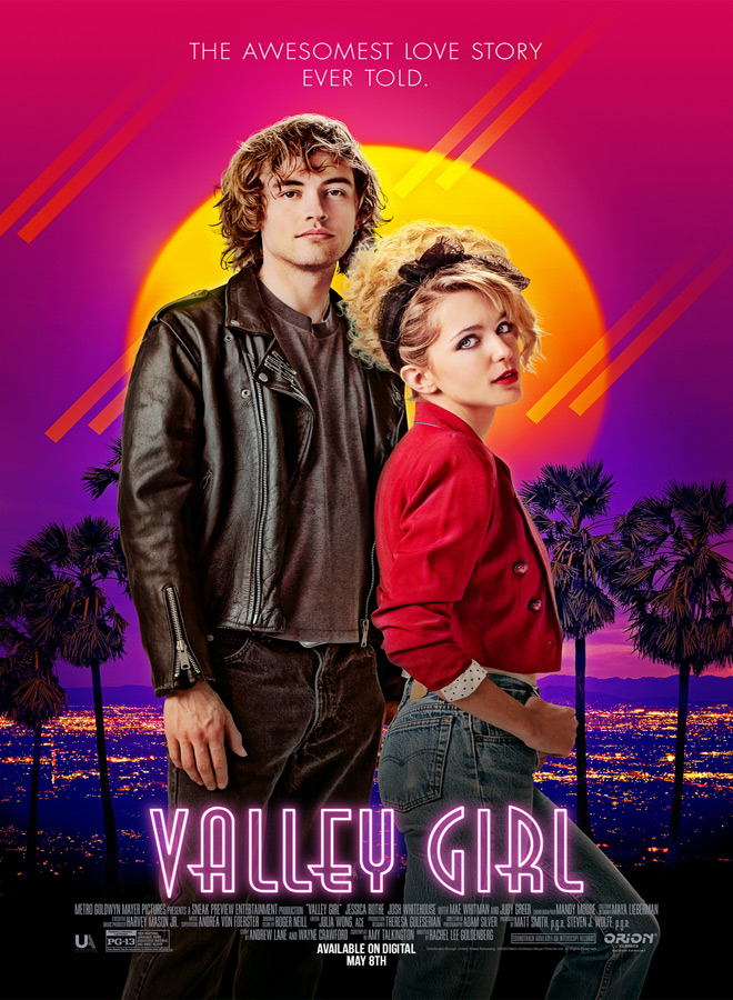 valley girl poster - Valley Girl (Movie Review)
