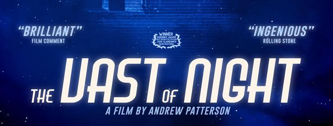 vast of night slide - The Vast of Night (Movie Review)