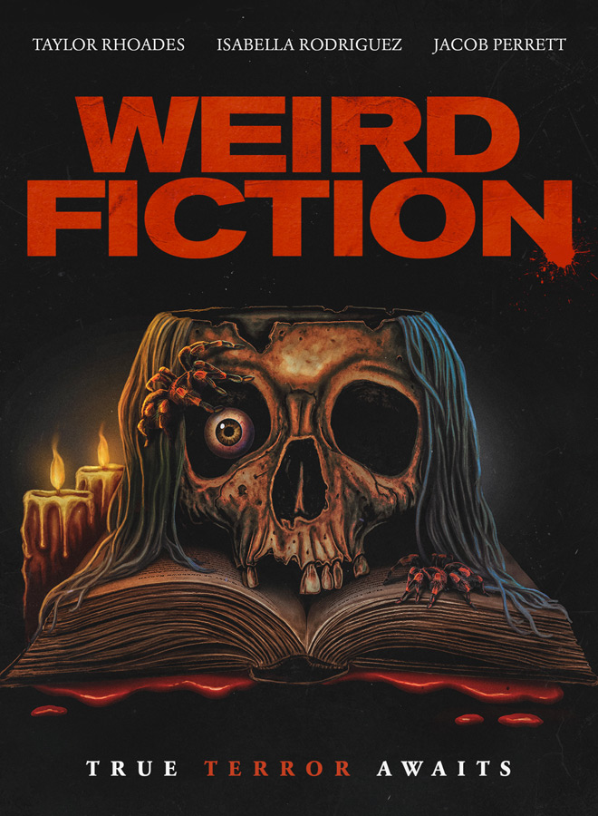 weird fiction poster - Weird Fiction (Movie Review)