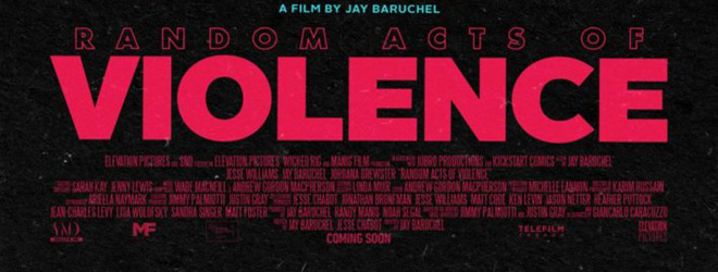Random Acts of Violence (Movie Review) - Cryptic Rock